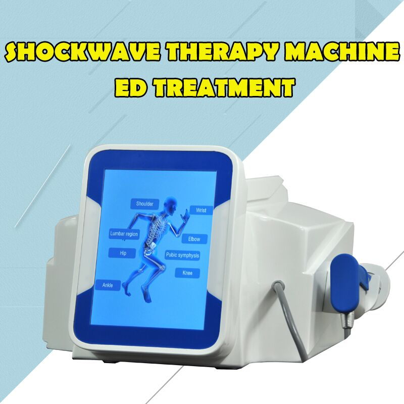 Physical Pain Therapy System Acoustic Shock Wave Extracorporeal Shockwave Machine For Pain Relief Reliever Orthopaedics Acoustic