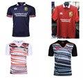 2017-2018 versión Tailandesa del león León Rugby Tops camisa Camiseta de fútbol