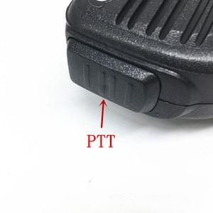Image 3 - PMMN4013A mic altoparlante per Motorola Ep450 Cp040 GP3188 MAG ONE A8 Hytera etcwalkie talkie con jack da 3.5mm
