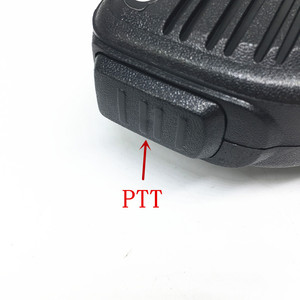 Image 3 - PMMN4013A mic speaker for Motorola Ep450 Cp040  GP3188 MAG ONE A8 Hytera etcwalkie talkie with 3.5mm jack