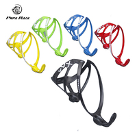 Full Carbon Fiber Bike Bicycle Water Bottle Cage Ultralight 16g MTB Road Bottle Holder Cycling Carbon