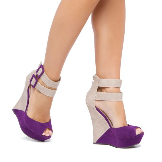 Are Wedge Shoes More Comfortable Than Heels
