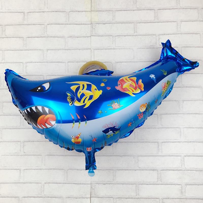 웃 유Xxpwj libera el envío el nuevo juguete de los niños Shark foil ...