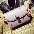 Fashion Women Messenger Bag PU Leather 3 Colors Women Shoulder Bag Cross Body Handbags Small Flap Women Bags