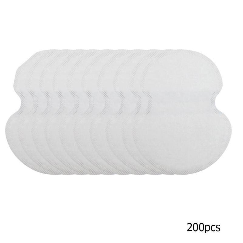200pcs Antiperspirants Disposable Armpit Sweat Absorbing Pads Deodorants Stickers Shield Absorbing Deodorant Antiperspirant