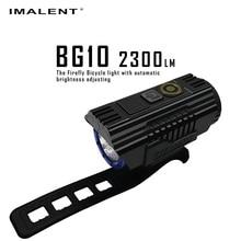 Imalent xhp50 26350 Cree LED Cycling Flashlight Bg10 USB Rechargeable Bike Light 2300Lm Waterproof Battery High Power