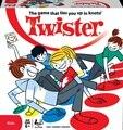 Nuevo cuerpo Twister juego gran tamaño 165 x 118 cm estera del juego juegos de la fiesta de juegos exterior Twister Finger juego de mesa que lazos que en nudos