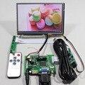 HDMI VGA 2AV ЖК плата контроллера с 7 inch 39pin Reversal1280x800 LD1 N070ICG IPS сенсорный жк-