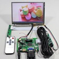 HDMI VGA 2AV LCD controller board with 7inch N070ICG LD1 39pin Reversal1280x800 IPS touch lcd