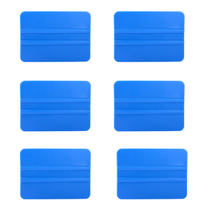 Image 1 - EHDIS 6pcs Carbon Fiber Vinyl Film Wrap Soft Plastic Scraper Window Tint Squeegee Glass Car Cleaning Tool Cleaner Tinting Tools
