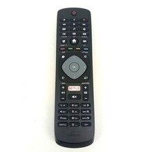 Neue Original Ersatz Für Philips SMART TV fernbedienung Für PHILIPS NETFLIX TV 398GR08BEPHN001 2HT 1635008714