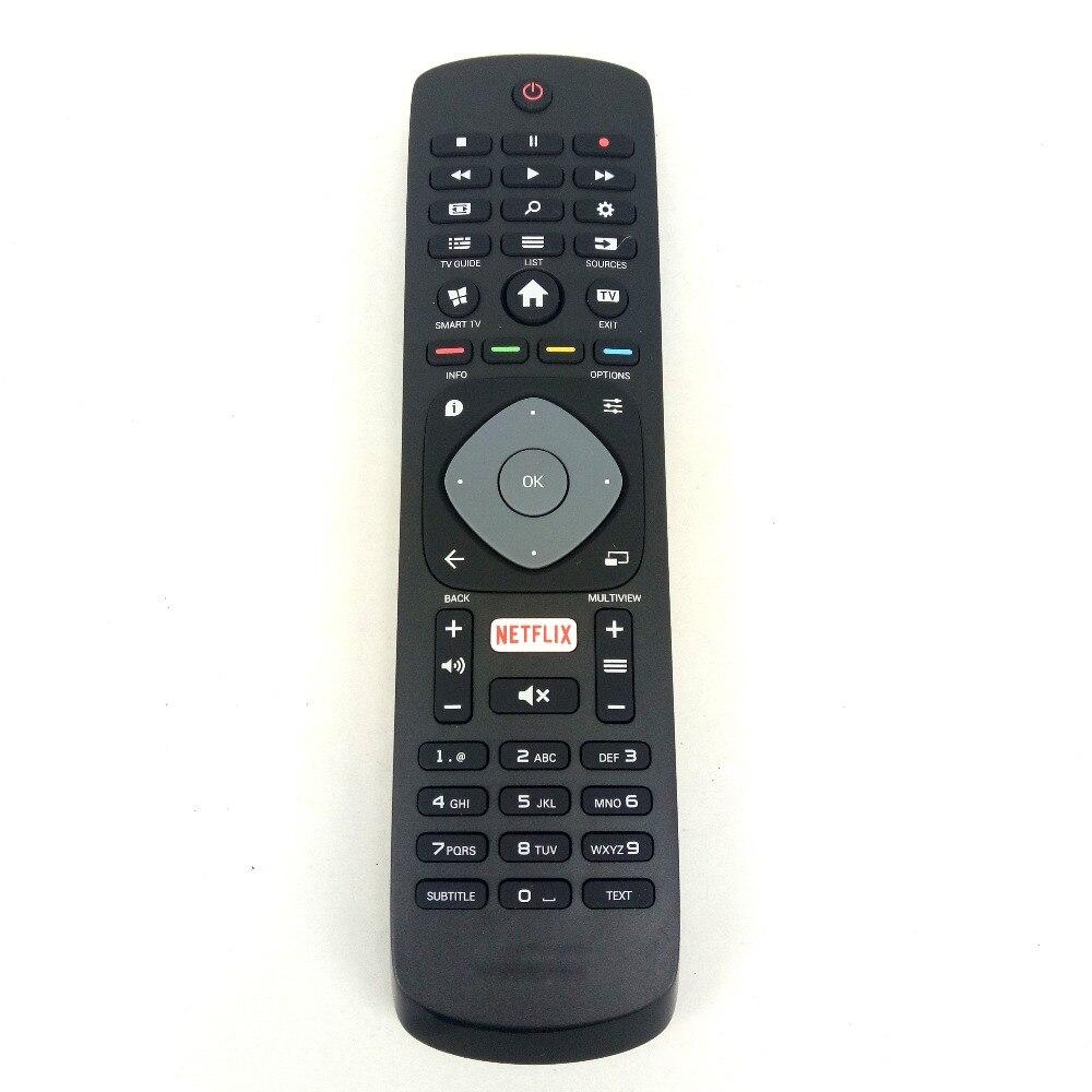 Neue Original Für Philips SMART TV fernbedienung Für PHILIPS NETFLIX TV 398GR08BEPHN0012HT 1635008714