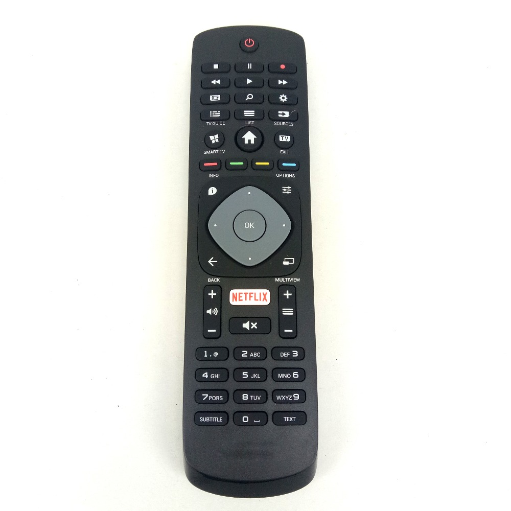 New Original For Philips SMART TV remote control For PHILIPS NETFLIX TV 398GR08BEPHN0012HT 1635008714 new original for hisense smart tv remote control er 33911b roh for netflix