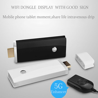 HFLY chrome 2 RK3036 chip5G 1080P android tv wireless diaplay adapter tv stick wifi hdmi android miracast cromecast