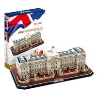 candice guo! new style cubicfun 3D puzzle paper model UK Buckingham palace MC162h kid parents gift 1pc