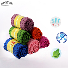 RONNYKISE 183cm*61cm Yoga Towel Slip Non-slip Blanket Wholesale Authentic Shoprts Long Shawl