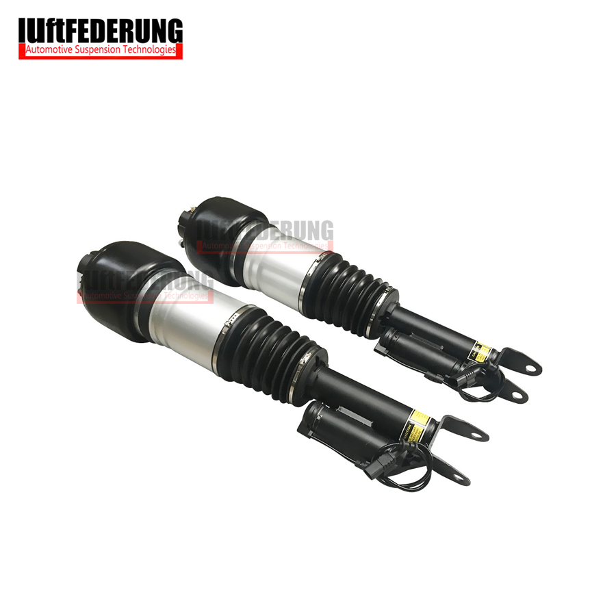 Luftfederung New 1*Pair Air Spring Front Suspension Shock Air Ride Fit Mercedes-Benz W211 W219 E320 CLS E-CL 2113209313(413)