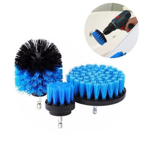 Electric Power Scrub Brush Drill Cleaning Brush For Bathroom Grout Power Scrubber Cleaning Brush Kit Tool 2019