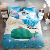 Простыня пододеяльник китайский постельное белье забавные комплекты спального белья листов дети наволочка две простыни комплект молния п