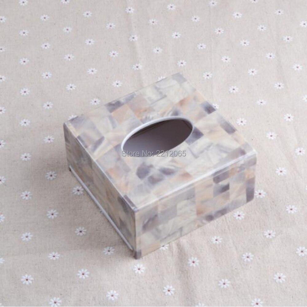 Креативная акриловая коробка для салфеток, держатель для салфеток, диспенсер для салфеток для украшения дома TB018