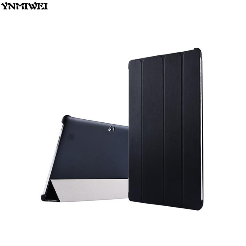 все цены на 10 FHD Flip Tablet Case For Huawei Mediapad 10 FHD 10 Link S10-231 S10-201U/W S10-101U/W Magnet L Cover Case онлайн