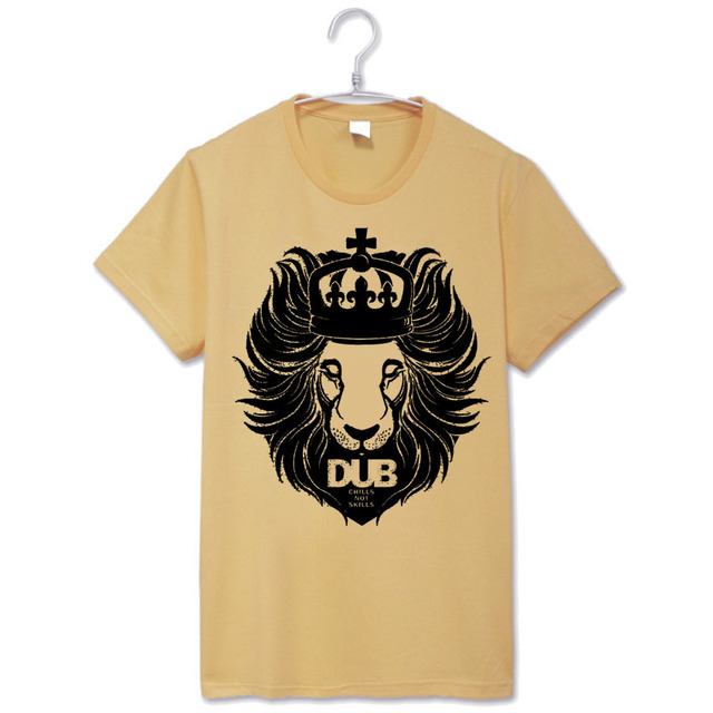 DUB natural rasta zen men women size vintage design t shirt