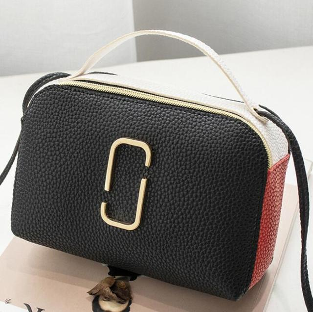 2019 Fashion Women's Mini Small Bags Litchi pattern lady bag Sweet Simple Cheap Handbags for Women PU Leather Phone bags Design