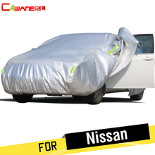 Cawanerl For Nissan Skyline Cefiro Fuga Medalist Maxima Cotton Car Cover Anti-UV Sun Rain Snow Hail Resistant Thicken Auto Cover