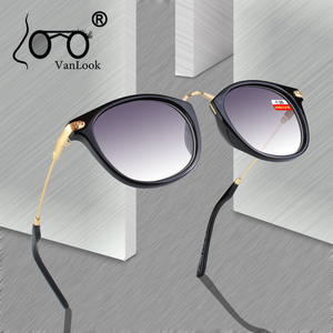 Gradient Grey Myopia Glasses To View Spectacles for Shortsighted Women Men Optics Frame -1.0 -1.5 -2.0 -2.5 -3.0 -3.5 -4.0