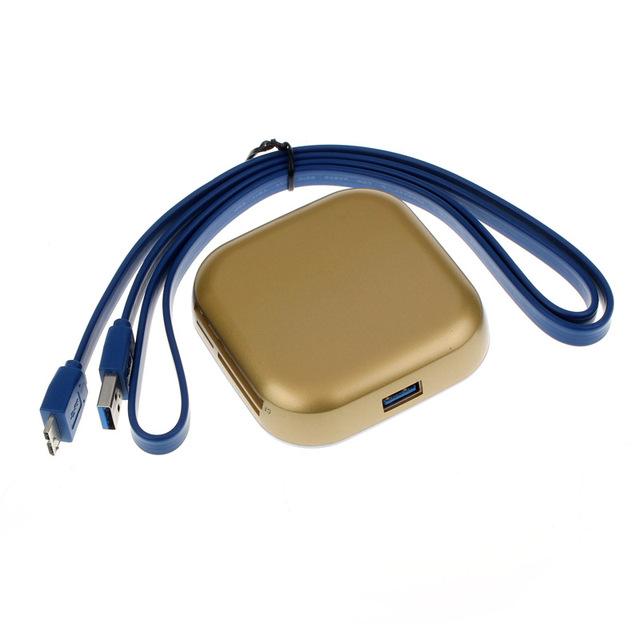 USB 3.0 Multi Leitor de Cartão de Memória Compact Flash CF Adaptador SD Tf