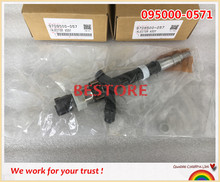 Original common rail injector 095000-057#/095000-0570/095000-0571 For  23670-27030