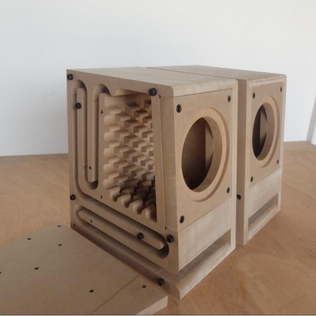 Maze Maze Fever Assembly Speaker Empty Cabinet 4 Inch Speaker Speaker