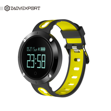 ZAOYIEXPORT DM58 Smart Band Heart Rate Blood Pressure Watch IP68 Sports Bracelet Smart Wristband Fitness Tracker for IOS Android