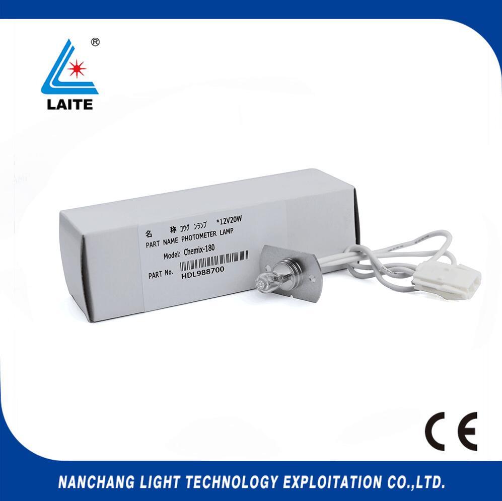 BX4000 BX3010 C400 180 analyzer light bulb 12V20W free shipping-5pcs