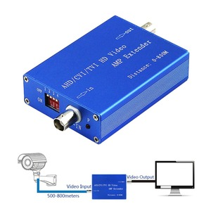 Image 1 - Kaycube 1080P 720P HD AHD CVI TVI Coax Video Signal Extender Amplifier 75 3 500m 75 5 800m 75 7 800m HDCVI Coaxial Cable