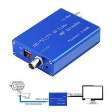 Kaycube AMPLIFICADOR DE señal de vídeo Coaxial, 1080P, 720P, HD, AHD, CVI, TVI, 75 3, 500m, 75 5, 800m, 75 7, 800m, Cable Coaxial HDCVI