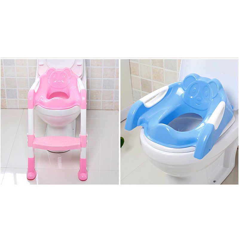 Детский горшок, туалет, тренажер, безопасное кресло, шаг с регулируемая лестница, детский туалет, складной, Abattant, туалет, унитаз-писуар, сиденье