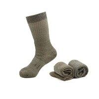 Men Merino Outdoor Sports Socks