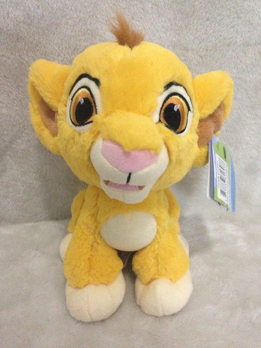 23CM The Lion King Simba Plush Movie Plush Toys, Cute Soft Toy Simba Stuffed Toys for Girls bonecas, Mini Baby Toys Kids Gifts