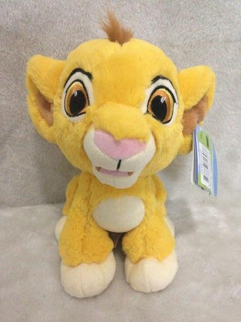 23CM The Lion King Simba Plush Movie Plush Toys 50be68c0b02f