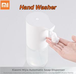 الأصلي Xiaomi Mijia التلقائي التعريفي رغوة اليد غسالة غسل التلقائي الصابون 0.25 s مستشعر الأشعة تحت الحمراء للمنازل الذكية هدية