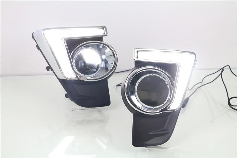 Vland manufacturer for car fog lamp for Axia LED DRL 2015