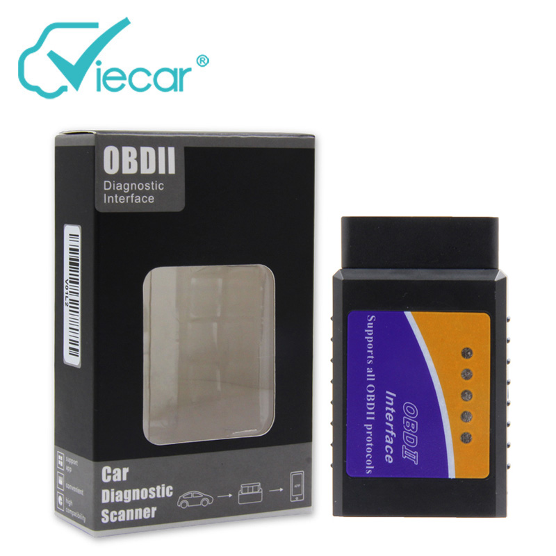 Elm327 V1.5 Bluetooth OBD2 Strumento di Diagnostica Auto Per Gasdotto Auto Eml327 V1.5 OBD ii Connettore Diagnostico Strumento di Scansione Intelligente
