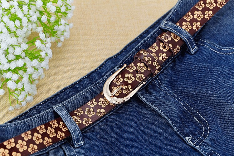 Femininos Pin Buckle Discount 15