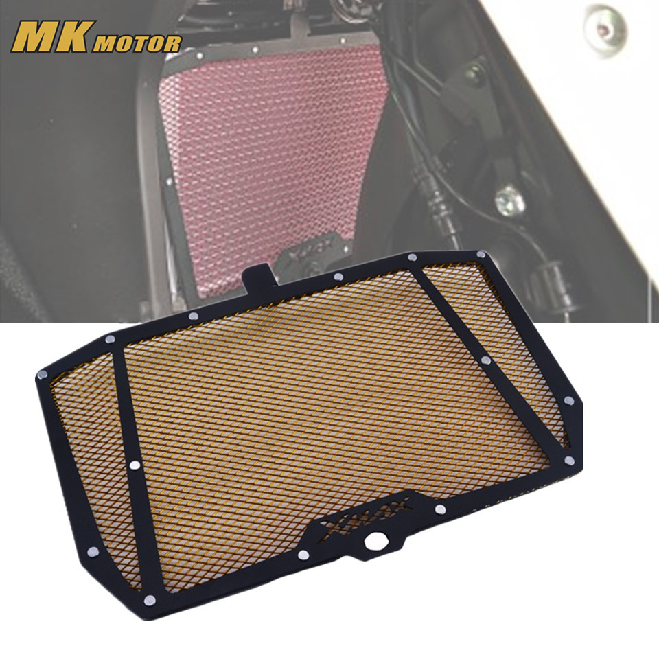 XMAX 300 Motorcycle Accessories Radiator Grille Guard Cover Protector tank For YAMAHA XMAX 300 2017-2018 arashi motorcycle radiator grille protective cover grill guard protector for 2008 2009 2010 2011 honda cbr1000rr cbr 1000 rr