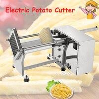 Small Electric Fries Cutting Machine Chips Cutter Potato/Melon Bar Cutter JG 01