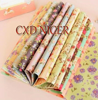 30 4 22 5cm DIY Scrapbooking Paper Floral Paper Folding Decoration Photo Album Birthday Card Making