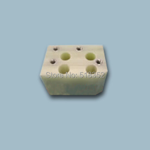A290-8021-X602 F304 Fanuc Insulation Board Ceramic, Upper Isolation Plate for DWC-O.P.Q.R WEDM-LS Wire Cutting Machine Part a290 8110 x715 16 17 fanuc f113 diamond wire guide d 0 205 255 305mm for dwc a b c ia ib ic awt wedm ls machine spare parts