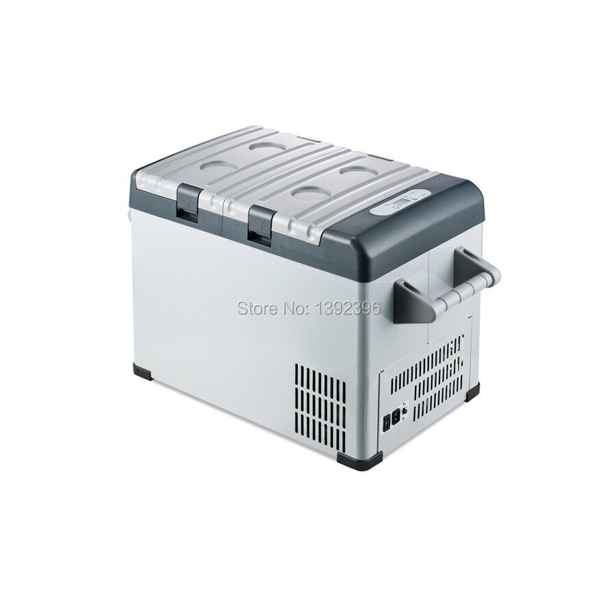 Best Car Refrigerator : L best car portable fridge icebox dc v freezer