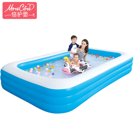 Infant and childrens swimming pool inflatable family baby adult home marine ball pool thickening oversized paddling poolInfant and childrens swimming pool inflatable family baby adult home marine ball pool thickening oversized paddling pool